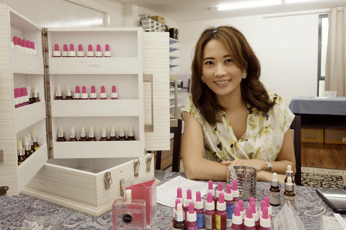 Looking for what to do in Singapore. Join us for a fun individual perfume workshop and create your signature scent